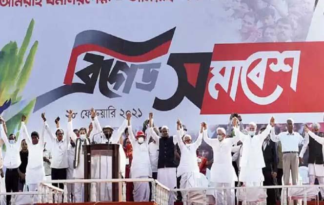 কেউ থাক বা না থাক মোর্চায় থাকছে ISF, জোট নিয়ে সাফ বার্তা নওশাদের