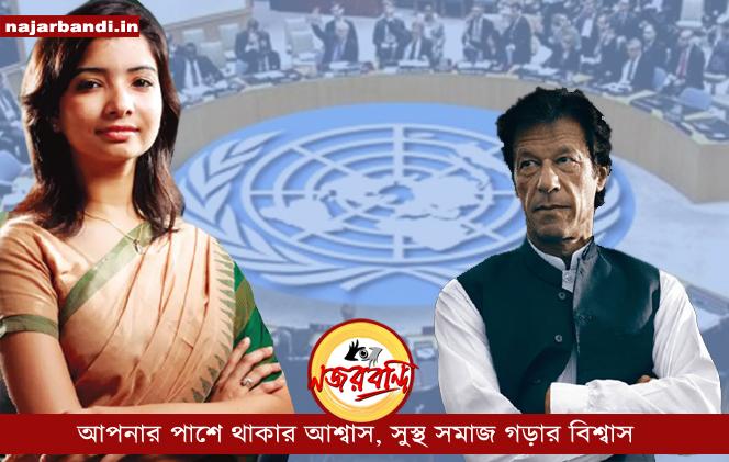 পাকিস্তানকে জবাব দিতে স্নেহা দুবের মত এক কূটনীতিজ্ঞই কাফি, ইমরানকে ধুয়ে দিলেন রাষ্ট্রপুঞ্জের অধিবেশনে