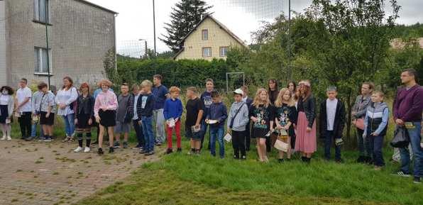 Rok szkolny 2021-22 w Naji Szkòła na SIkorskiego