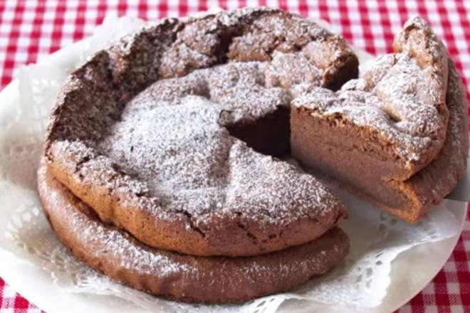 Čokoladna torta od dva sastojka
