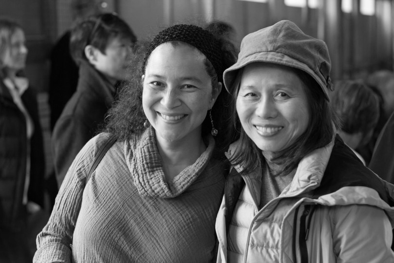 Emiko Morita and Maryka Omatsu – Vancouver