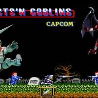 Ghost And Goblins (o la de los zombies) - Capcom 1985