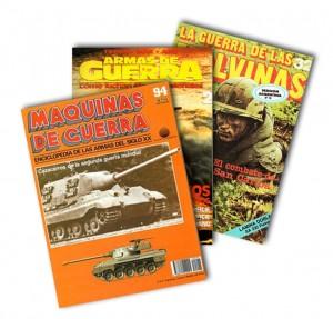 revistas de guerra
