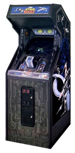 star wars cabinet