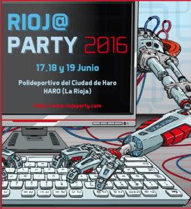 rioja party 2016