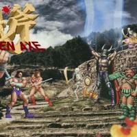 Golden Axe (...o la de los guerreros y enanos) Sega 1989