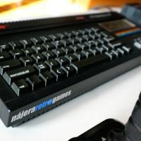 Mi flamante ZX Spectrum+2 ha vuelto en una extraña carambola
