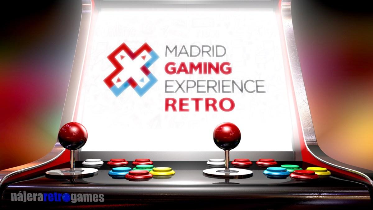 Retroworld, la zona retro del Madrid Gaming Experience 2016