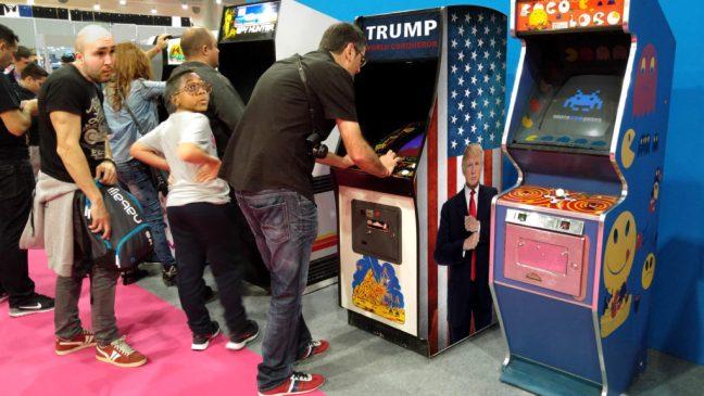 Jugando a Trump WC con Steve y Kiko