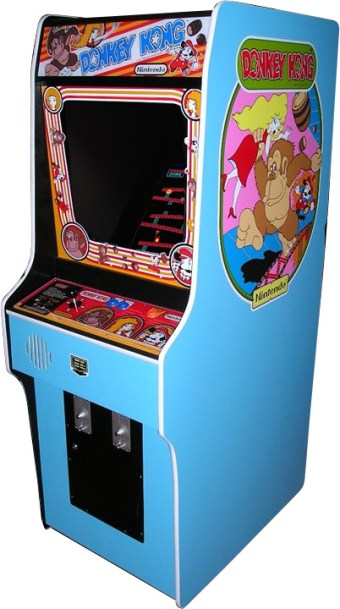 Mueble Donkey Kong
