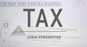 cukai pendapatan pelabur hartanah