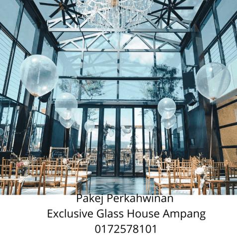 Glass House Pakej Perkahwinan-KL-&-Shah-Alam-0172578101