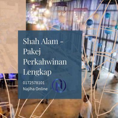 Pakej-Perkahwinan-Najiha-Online