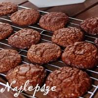 Zdrowe ciasteczka czekoladowe