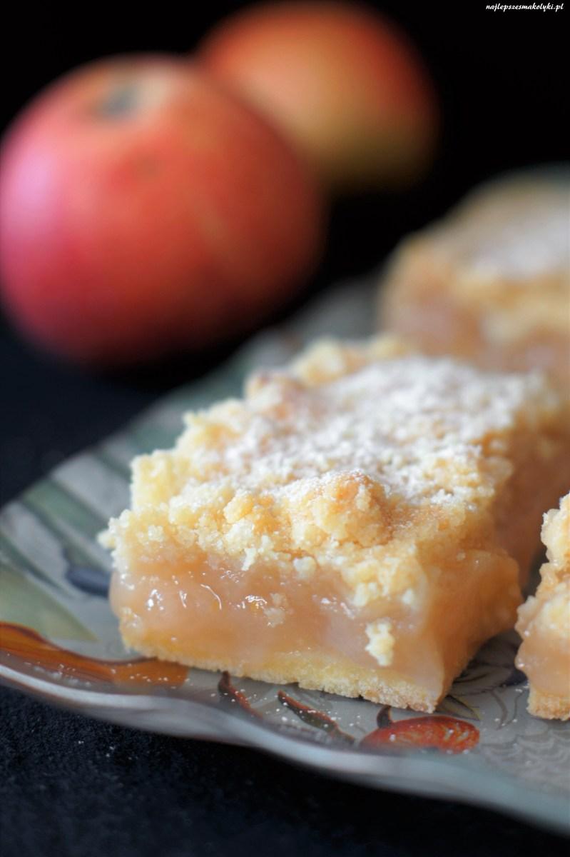 Najlepsza szarlotka (z prażonymi jabłkami)