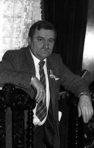 Lech Wałęsa fot. Cz. Czapliński