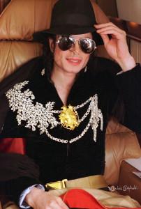 Michael Jackson fot. Cz. Czapliński