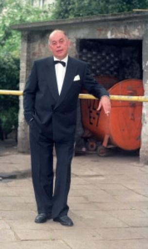 Jacek Kuroń, 1994, Warszawa fot, Cz. Czapliński