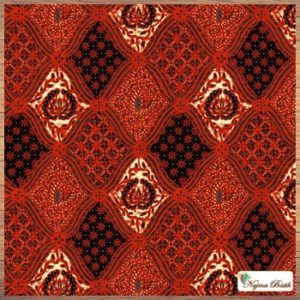 Tempat Pembuatan Batik Embos Kalimantan