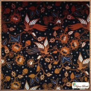 Tempat Pembuatan Batik Mega Mendung Sulawesi
