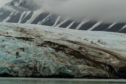 Svalbard, lato 2017
