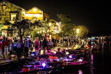 Wietnam, Hoi An. Jesień 2017