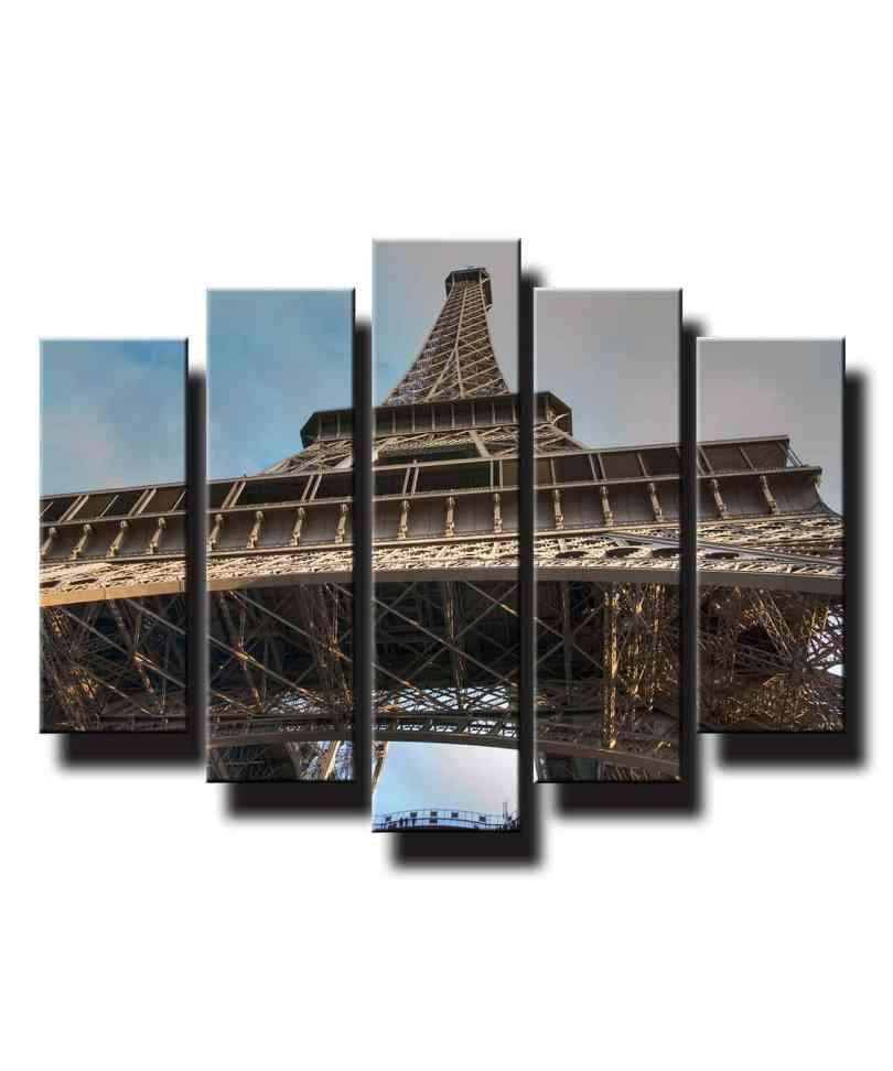 eiffelova veza v parizi