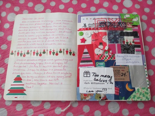 visual journaling