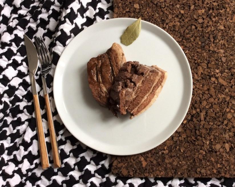 Kakuni - gotowany boczek wieprzowy na kwaśno po japońsku