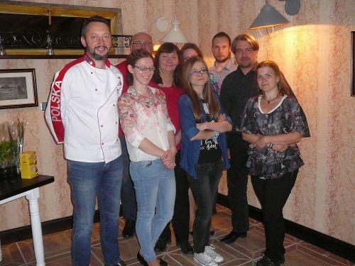 Pizzeria Tutti Santi, Poznań, Wielkopolscy Blogerzy - zdj. www.grazynagotuje.pl