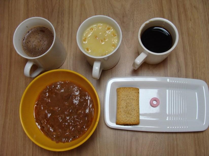 Racja armii australijskiej menu G - obiad