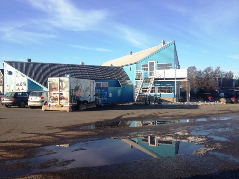 Restauracja Arken, Køge