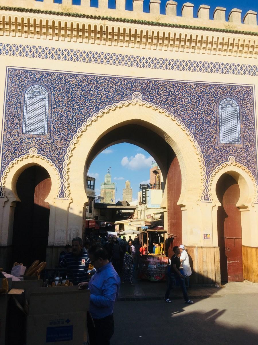 モロッコのフェズ空港から市内までの行き方