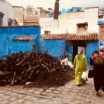 モロッコ シャウエンのハマム