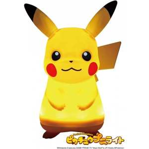 Lampe Figurine Pokemon Pikachu Puni Light