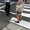 セミナー会場付近でのアンケートに注意■東京本社の事務所ビルにも怪しげな男女2人