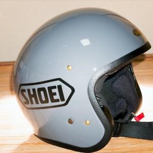 新しいヘルメットSHOEI(J・O)