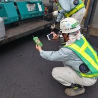 工事部現場管理カメラをスマートフォンに変更