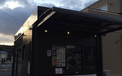 中津川のコーヒーショップ「Mr. English Coffee」に行ってきた。