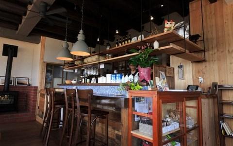 瑞浪のカフェ「カフェー清涯荘(せいがいそう)」に行ってきた