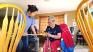 Net Preparation with Euphrasia Sam