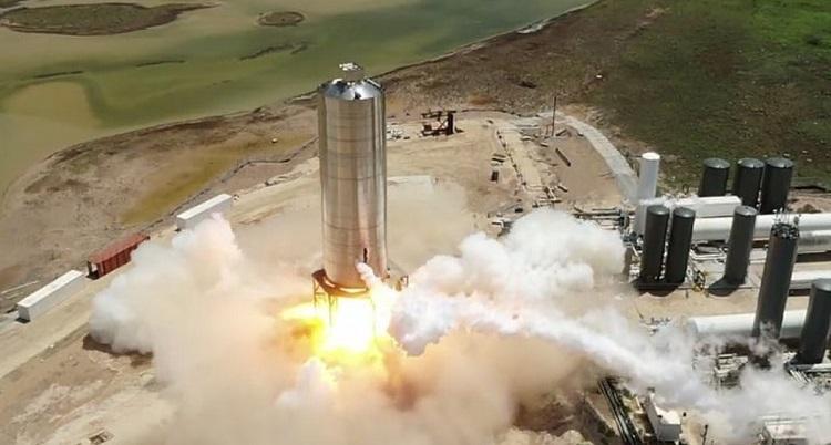 Илон Маск объявил дату первого полета Starship на околоземной орбите