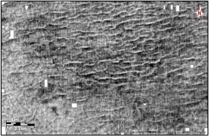 Геологи обнаружили следы цунами от падения погубившего динозавров астероида