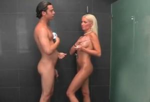 unisex shower europe