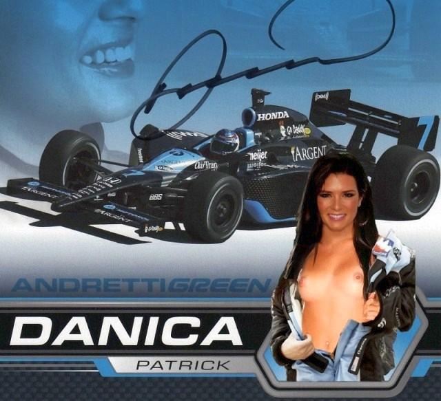 Superstar Naked Indy Car Pictures