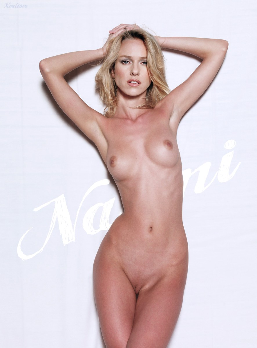 Naomi watts pussy think, that