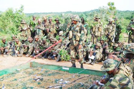 There was a time Nigeria was eager to deploy its army to quell regional powers: Today it is a bleeding power.