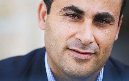 나서 카더(Naser Khader) 보수인민당(Det Konservative Folkeparti) 소속 국회의원 (출처: 나서 카더 의원 웹사이트)