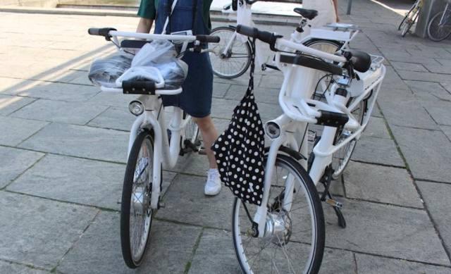 코펜하겐 공공 임대자전거 시티바이크(City Bike) (사진: 조혜림)