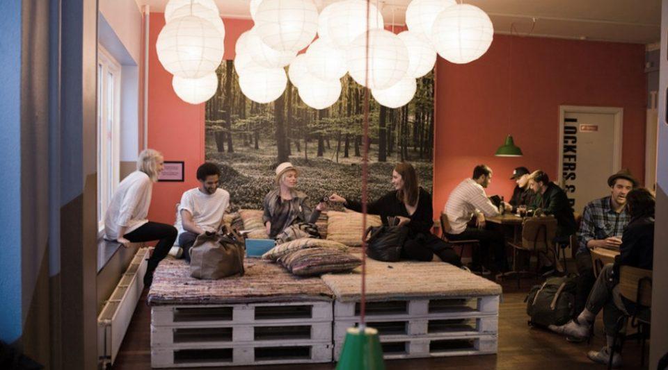 코펜하겐 다운타운 호스텔(사진: Downtown Hostel 홈페이지 )